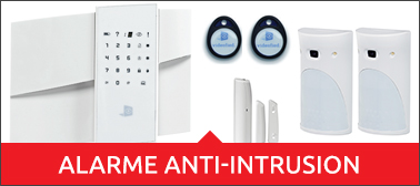Alarmes anti-intrusions